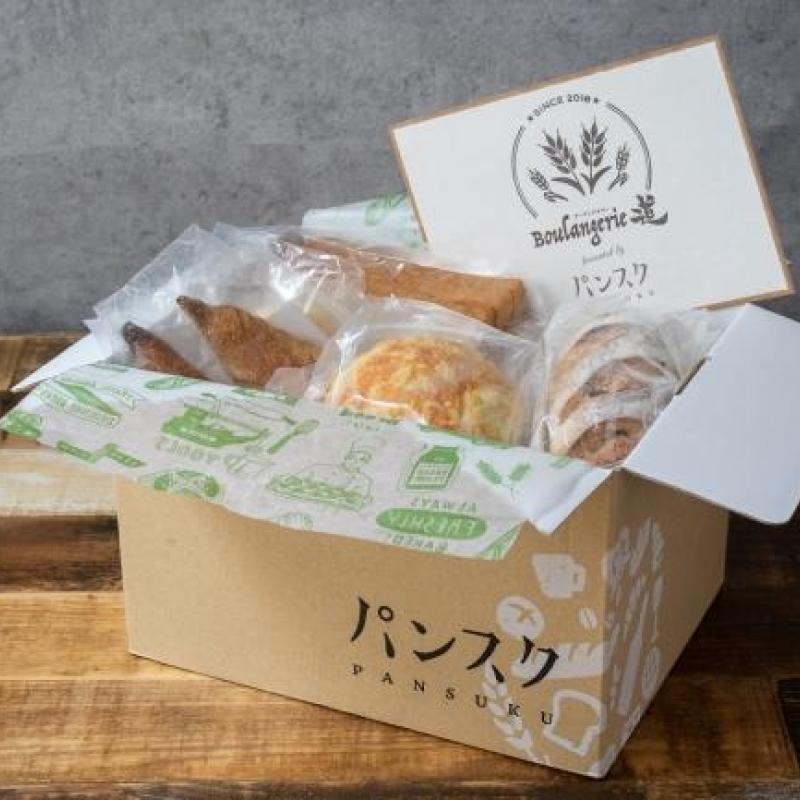 全国のパンをお届けするサブスクサービス「パンスク」